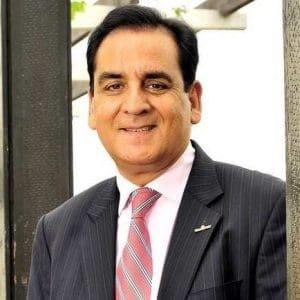 KB Kachru, Vice President, Hotel Association of India