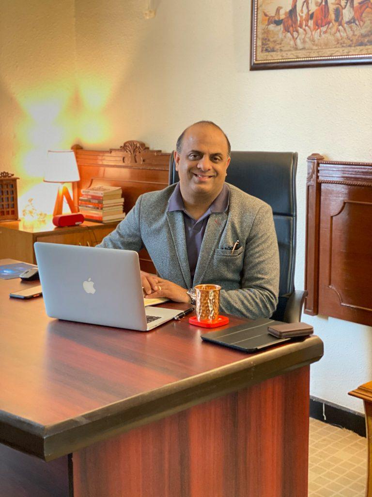 Mehul Sharma - Founder & CEO, Signum Hotels & Resorts