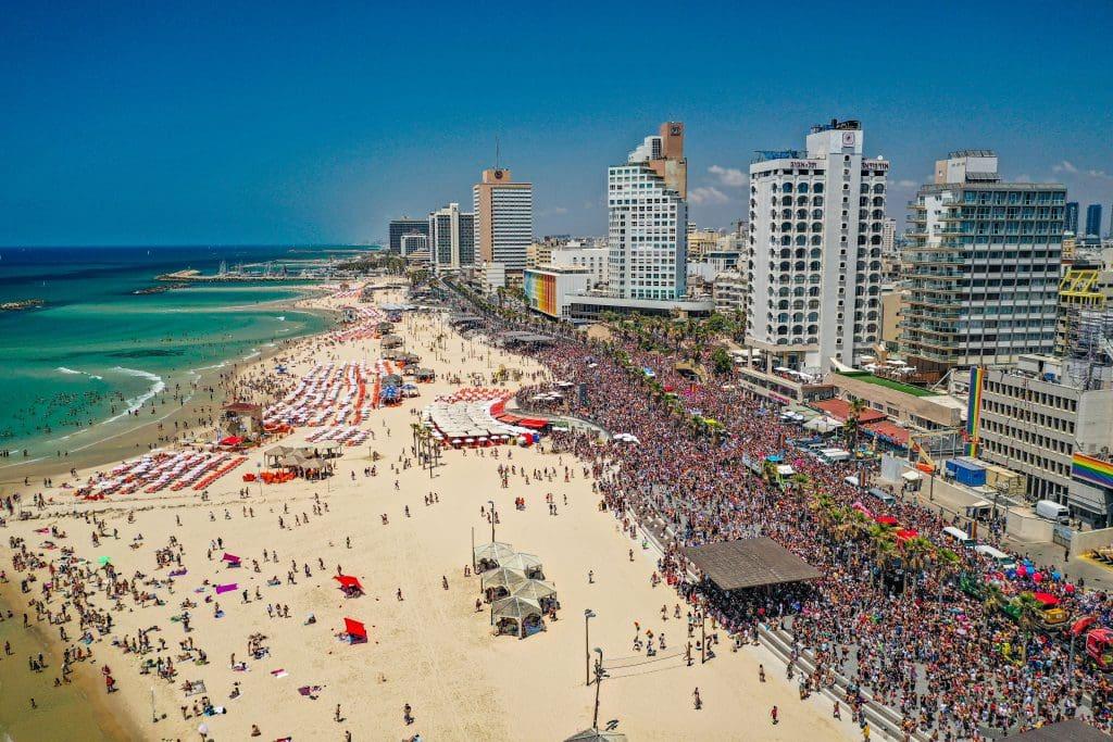 Prde Parade TLV Guy Yechiely 2 Iconic Tel Aviv Pride Parade returns on June 25