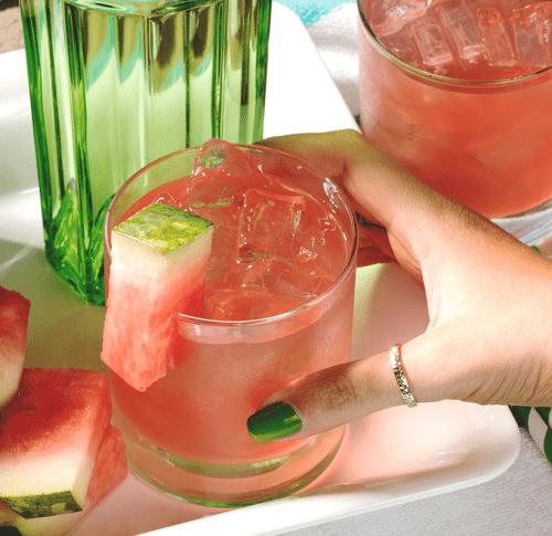 World Gin Day!  Melon Treat