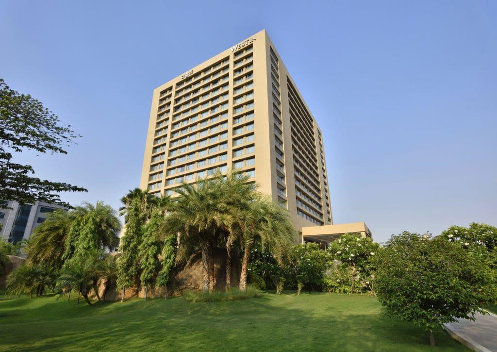 Westin Hotel Hyderbad