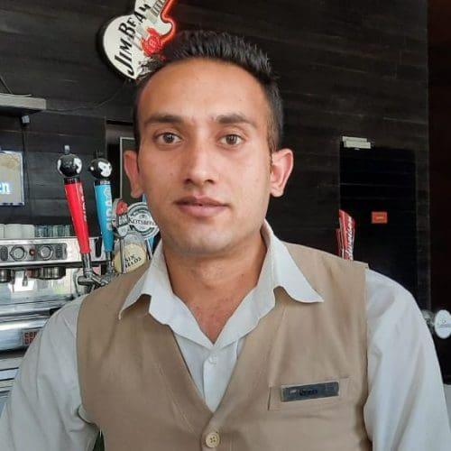 WhatsApp Image 2021 06 29 at 11.49.16 AM edited Favourite Summer Cooler: Rajeev Rawat, Team Lead – Food & Beverage, Hyatt Place Gurgaon Udyog Vihar
