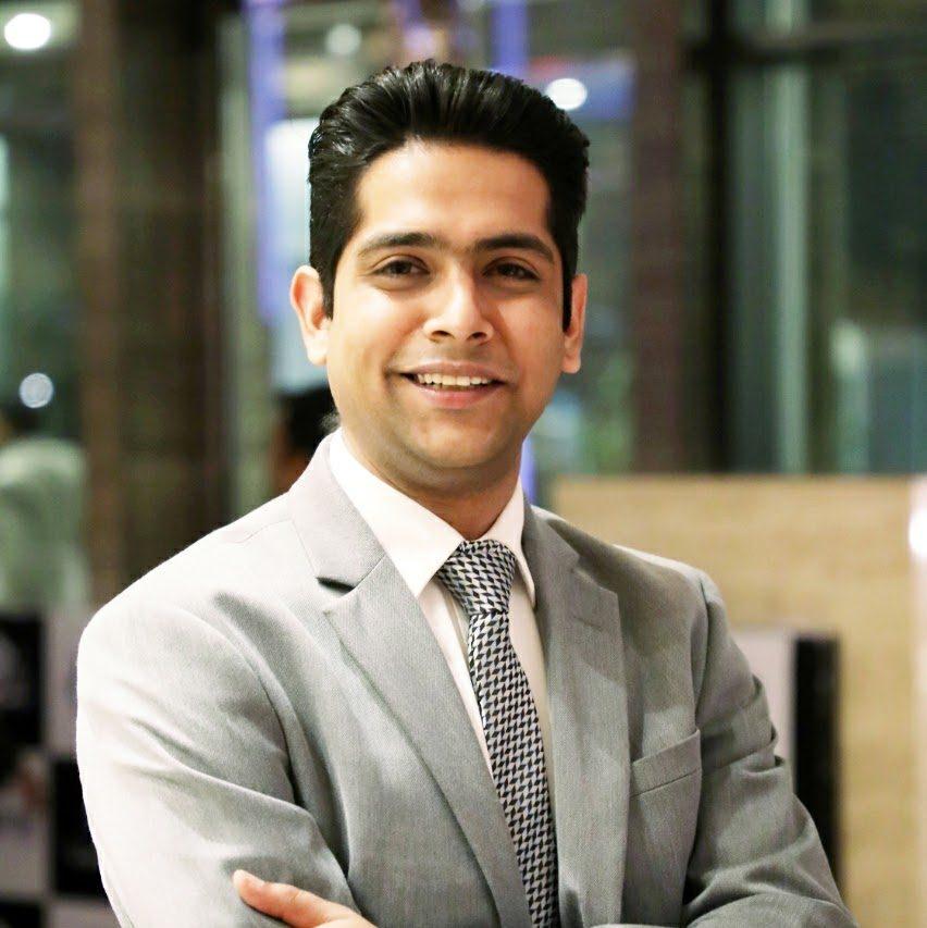 Aashish Sharma, Senior Sales Manager – National Sales, Marriott International