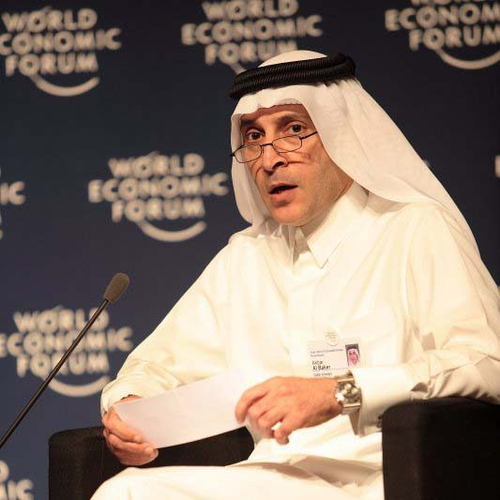 His Excellency Akbar Al Baker, Group Chief Executive, Qatar Airways Group