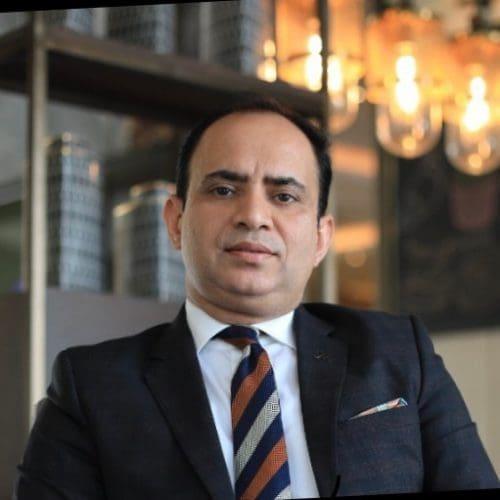 Amit Mehta, Area Director & General Manager, Surat Marriott