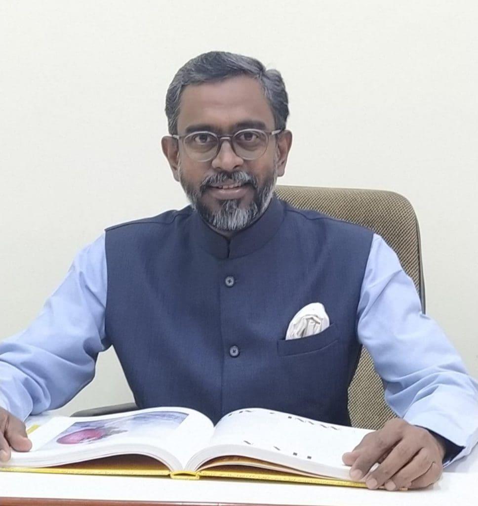 Dr. Satish Jayaram, Principal – IHM Aurangabad