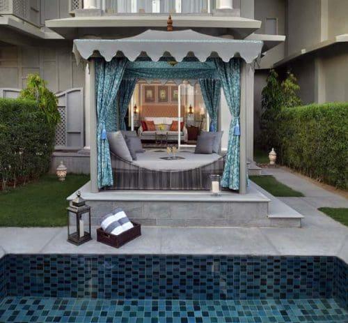 Flamingo Signature Room with Pool and Cabana, Raffles Udaipur
