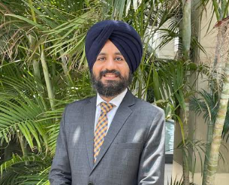 Harpal Singh Harpal Singh appointed new Director of Finance and Business Support at Holiday Inn Jaipur City Centre