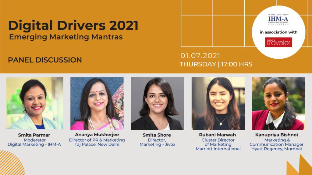 Webinar on Digital Drivers in 2021