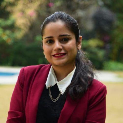 Kanupriya Bishnoi edited Webinar on Digital Drivers in 2021 - Emerging Marketing Mantras