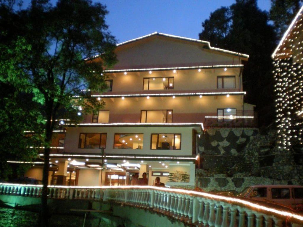 Sarovar Hotels Madhuban Sarovar Portico in Mussoorie