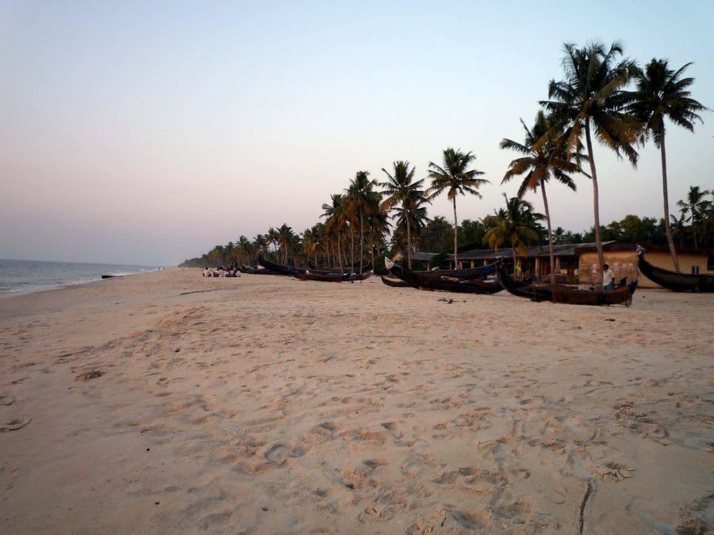 Marari Beach, Allepy (Kerala) -one of the lesser-explored beaches in India