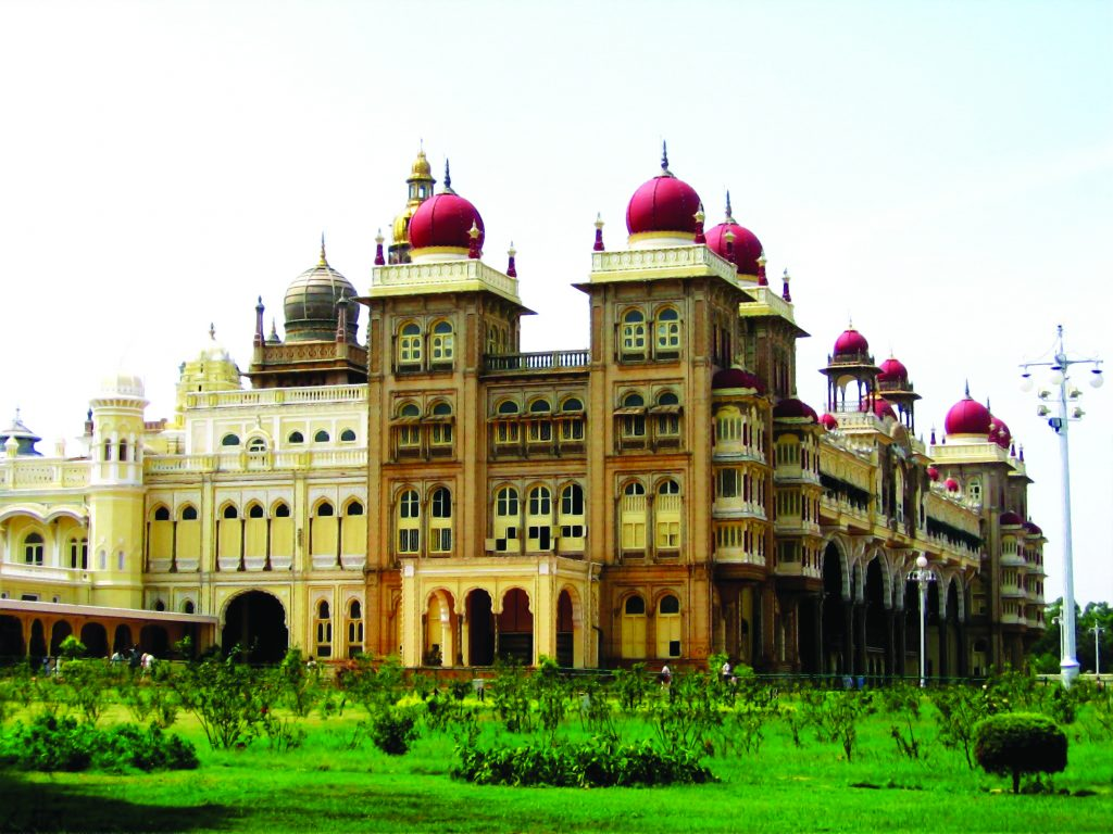Mysore palace 1 2 13 great leisure cities to visit in India
