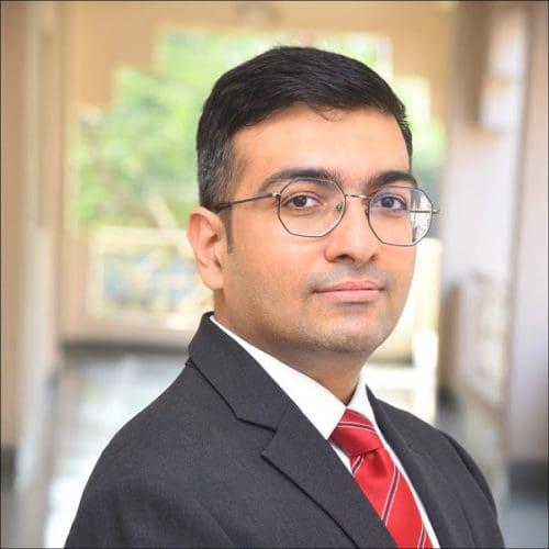 Nishant Thakkar Assistant Professor: Meetings Incentives Conventions Exhibitions, IHM Aurangabad