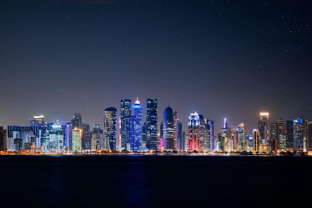 Qatar re-opens