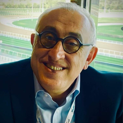 Rami Mashini, Vice President Sales, Marketing and Strategic Partnerships at DXB Entertainments