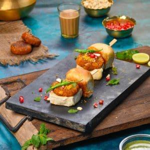 Street food by Crowne Plaza Gurugram
