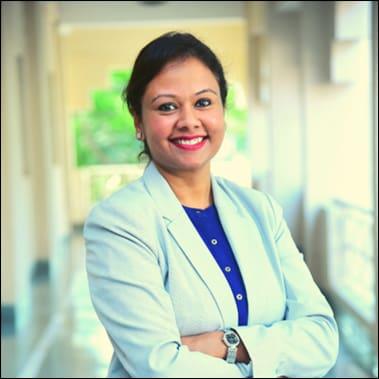 Smita Parmar, Assistant Professor: Digital & Marketing Communication, IHM Aurangabad