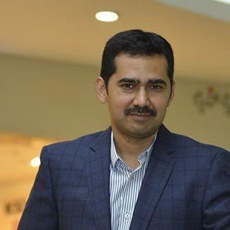 Srinivas Rao, Sr. Vice-President, Marketing, Lifestyle