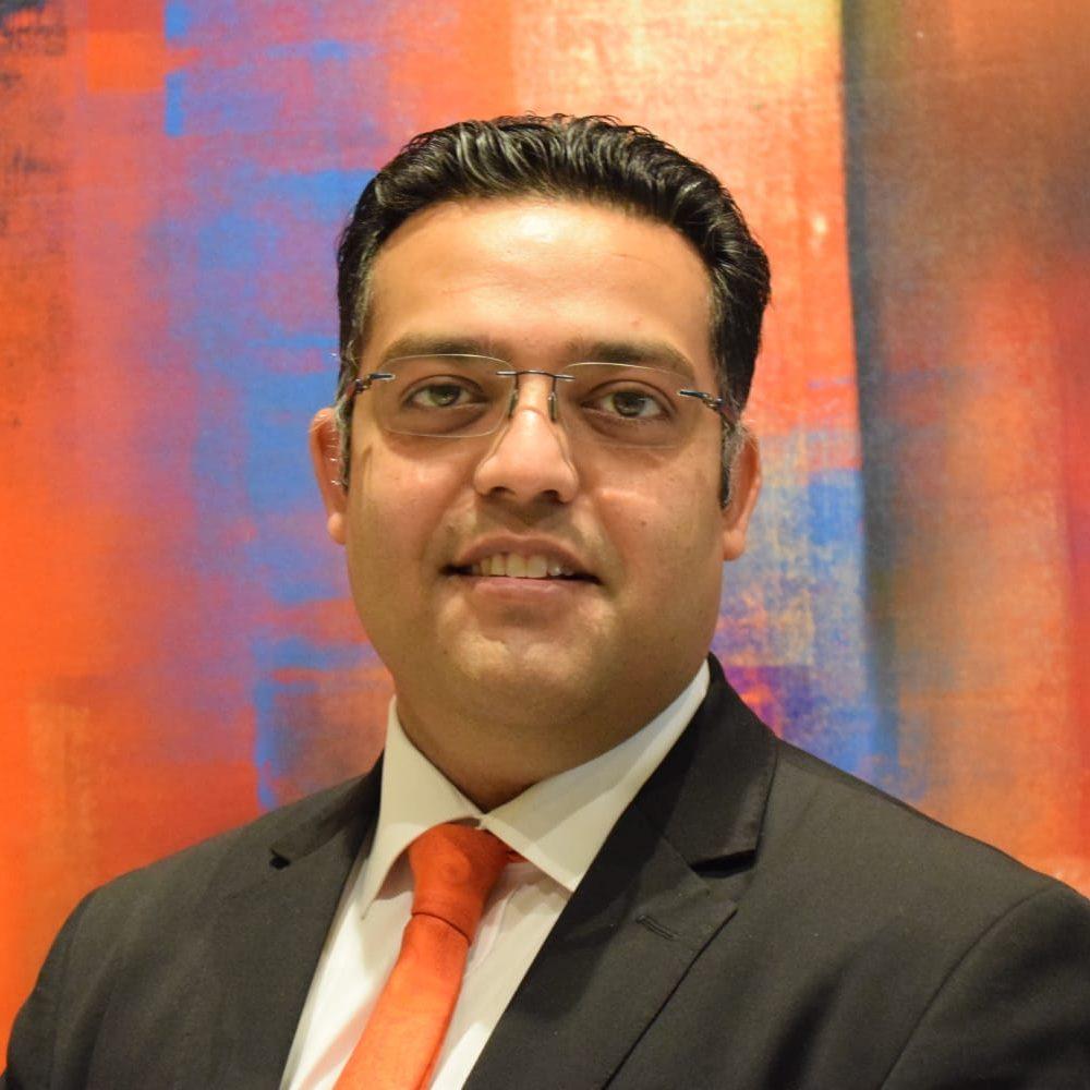 Varun Shukla, Senior Sales Manager, The Oberoi Dubai