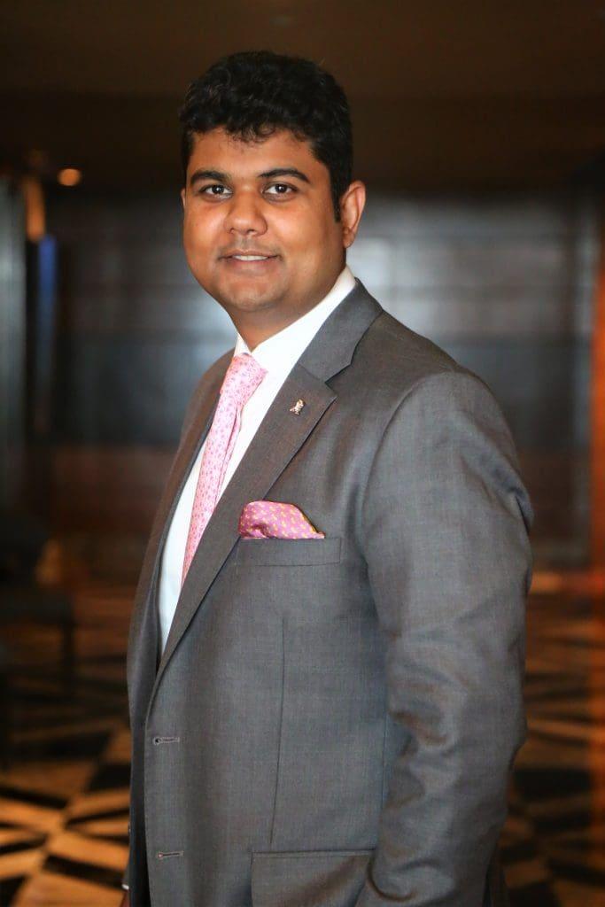 Vikalp Raj as Director of Sales and Marketing.
