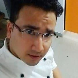 Chef de Cuisine Chef Mingwal