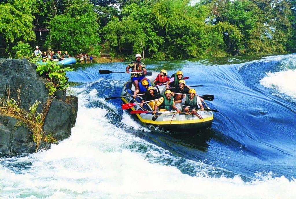 dandeli kali river rafting 2 13 great leisure cities to visit in India