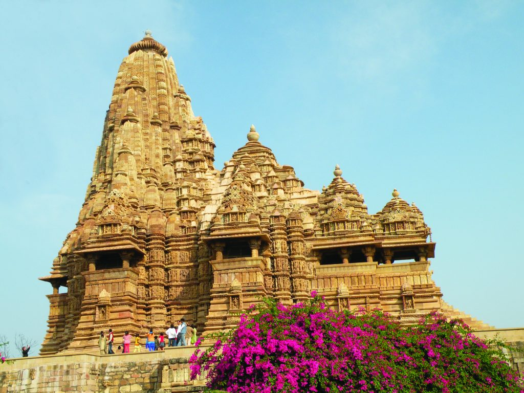 khajuraho 2 13 great leisure cities to visit in India