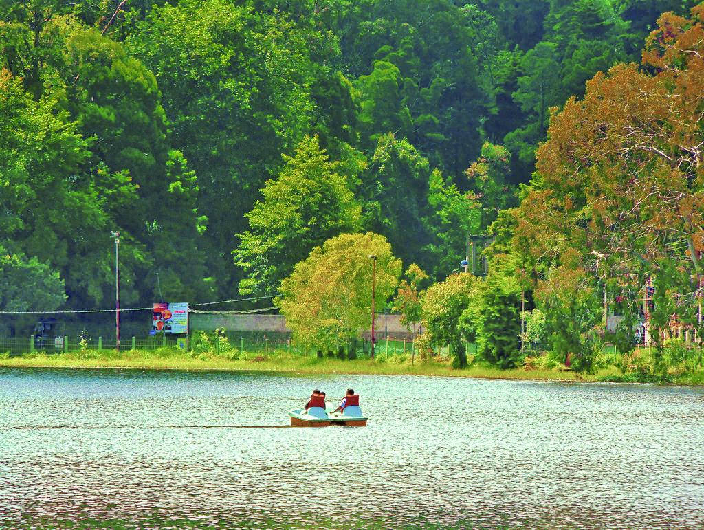 Kodai Lake