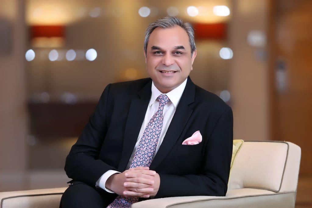 ITC Hotels COO Anil Chadha