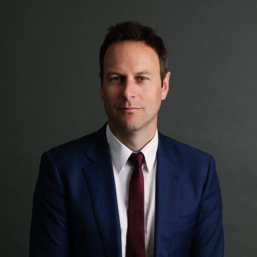 Brent Hill, CEO, Tourism Fiji