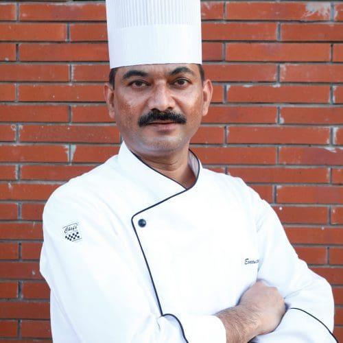 Chef Pushpender edited scaled Favourite Summer Cooler: Exec Chef Pushpender Rathor, Fortune Avenue Jalandhar