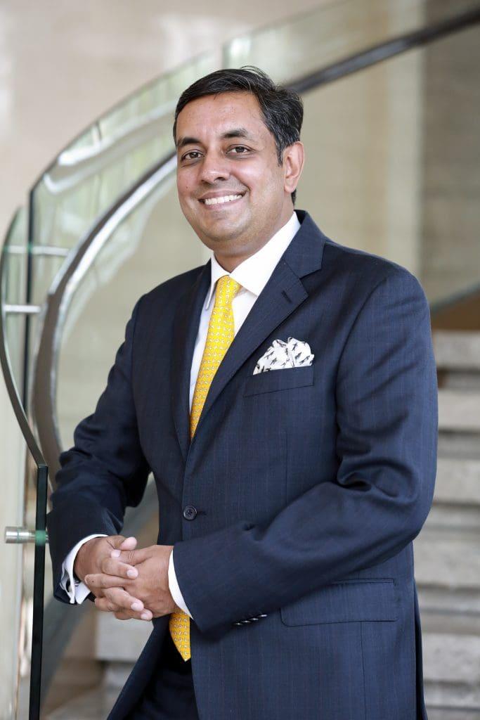 Gaurav Singh, Market Vice President, South East India, Bangladesh & Sri Lanka - Marriott International