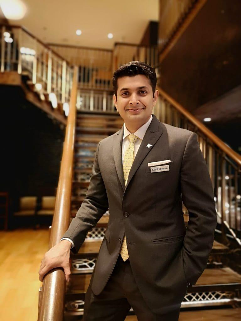 Kunal Chauhan, General Manager, JW Marriott Mumbai Sahar