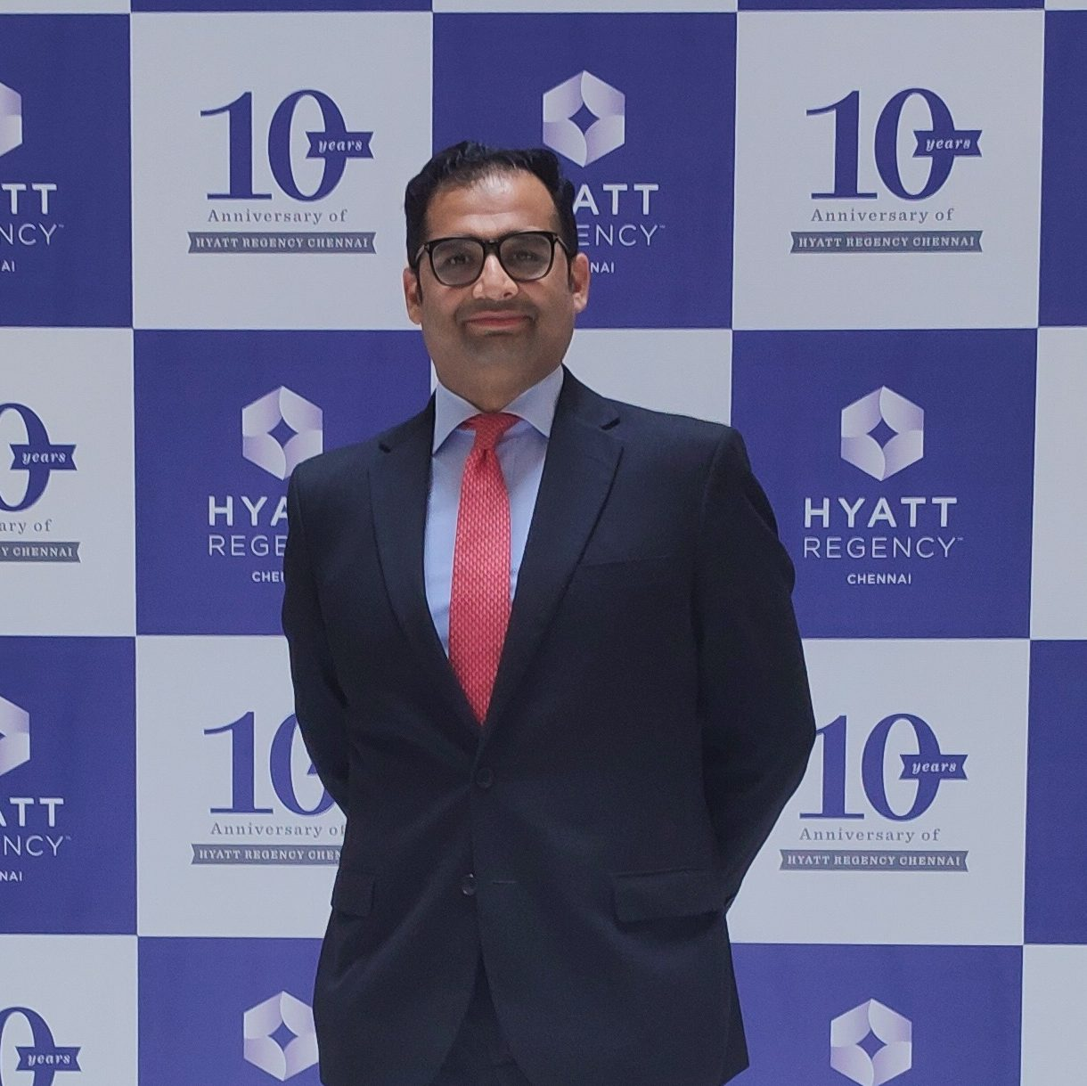 Tarun Seth, General Manager, Hyatt Regency Chennai