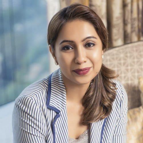 Lubaina Sheerazi, CEO & Co-founder, BRANDit India