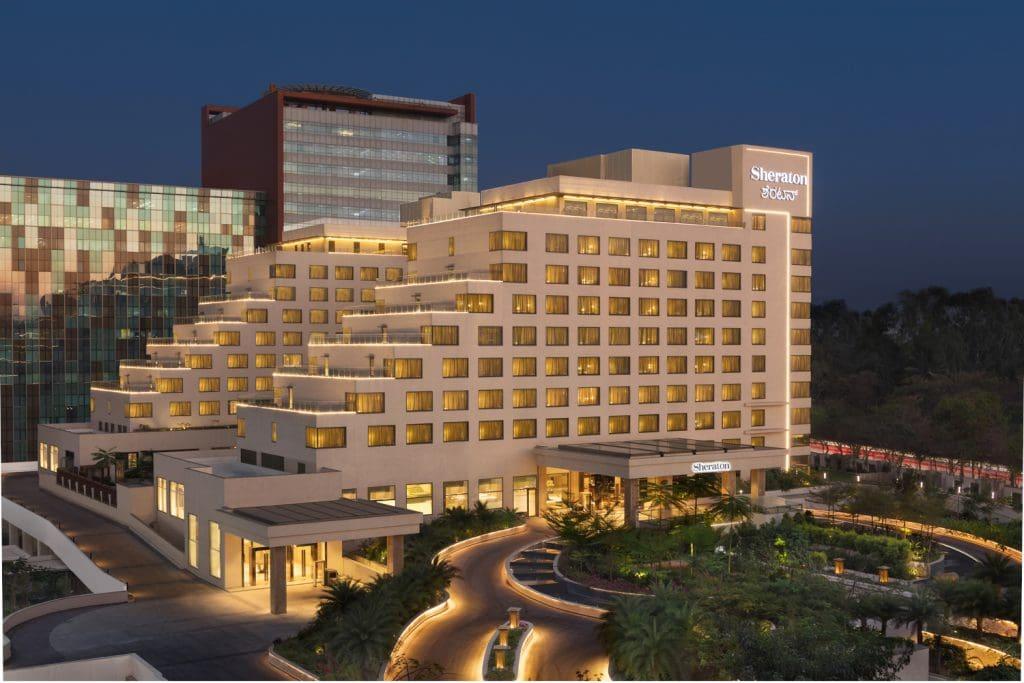 Sheraton Grand Whitefield Bangalore
