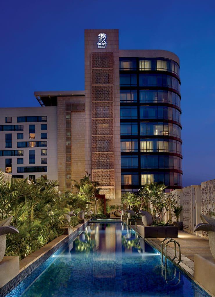 The Ritz Carlon Bangalore