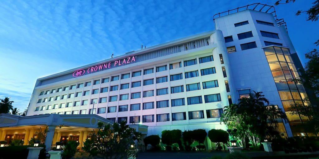 Crowne Plaza Adyar Park