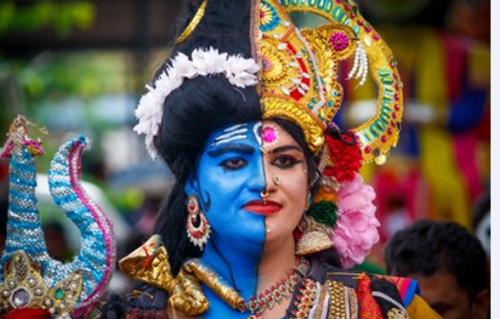 Kerala - Athachamayam - The Grand Cultural Fiesta