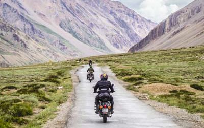 royal enfield SlF40JIv82s unsplash edited Top 3 biking trails in India that are an absolute treat for nature enthusiasts