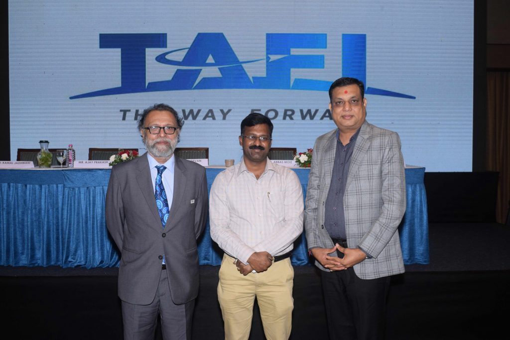 Ajay Prakash,  Jenu Devan and Manish Sharma