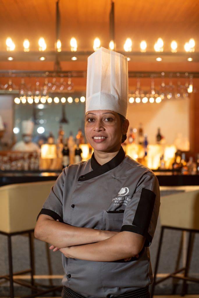 Chef Vidhya Gawas