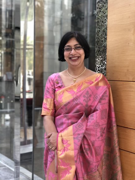 Kanika Hasrat, Area Director - Uttar Pradesh, Madhya Pradesh and Uttarakhand and General Manager - Taj Lakefront Bhopal