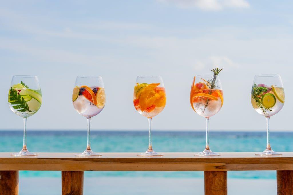 Milaidhoo Maldives Gin Masterclass