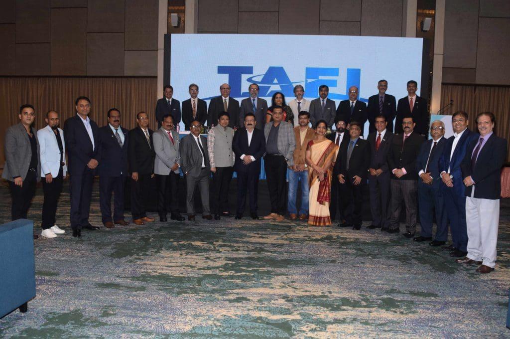 TAFI Managing Committee with Chapter Chairman & Secretaries