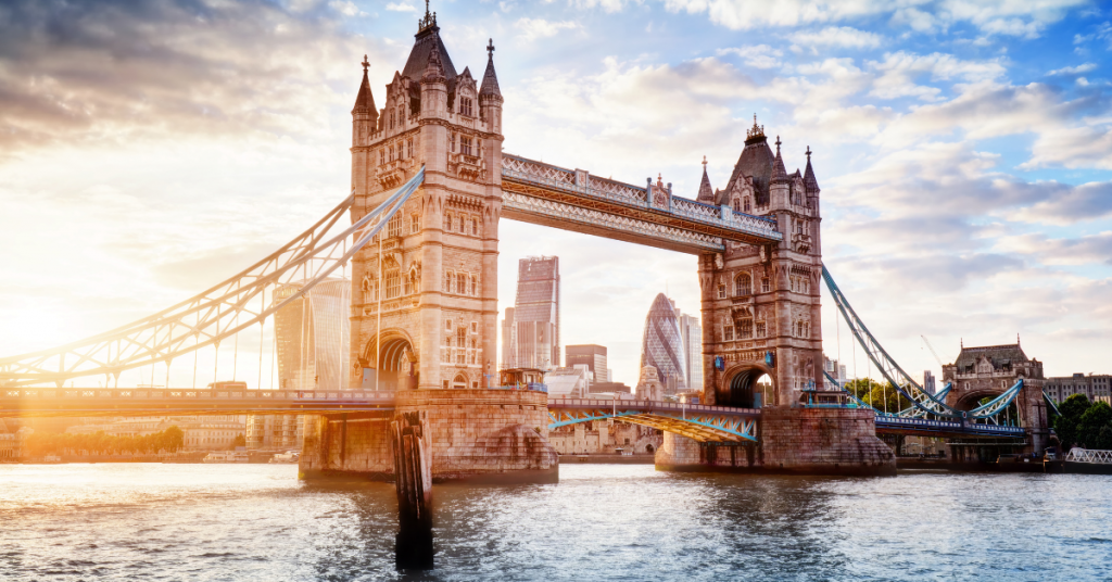 The Tower Bridge London Amit Kishore: Resilience, loyalty, and agility are the pillars of strength that have never failed us