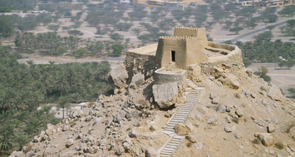 Ras Al Khaimah Dhayah Fort