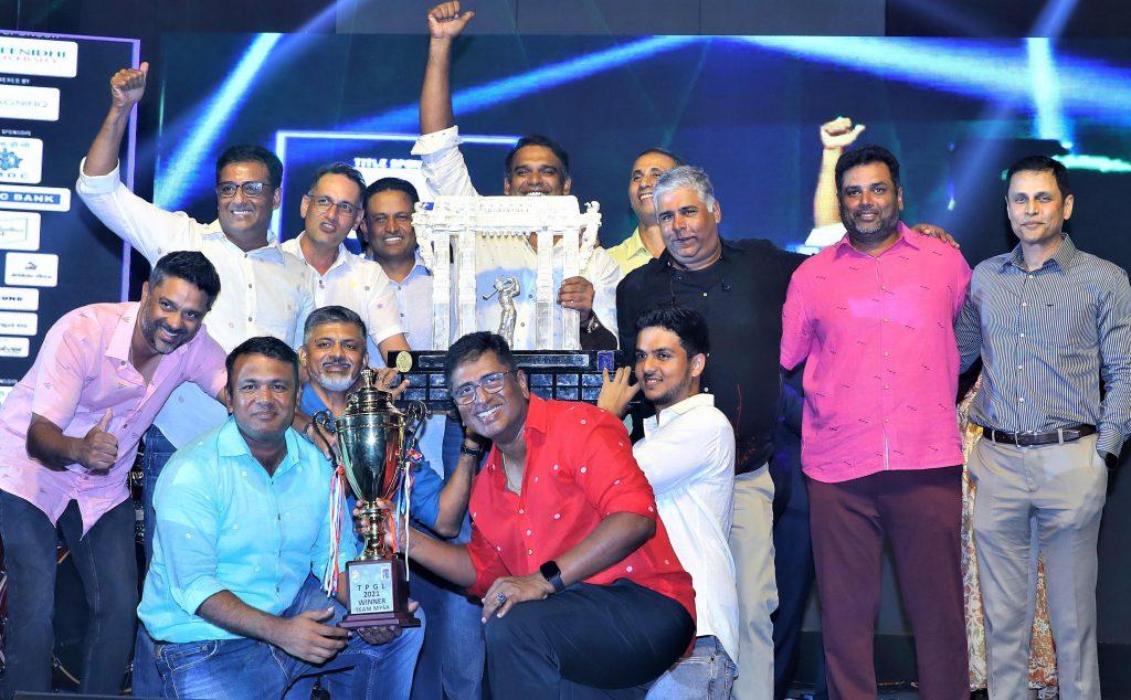 Sreenidhi University Telangana Premier Golf League